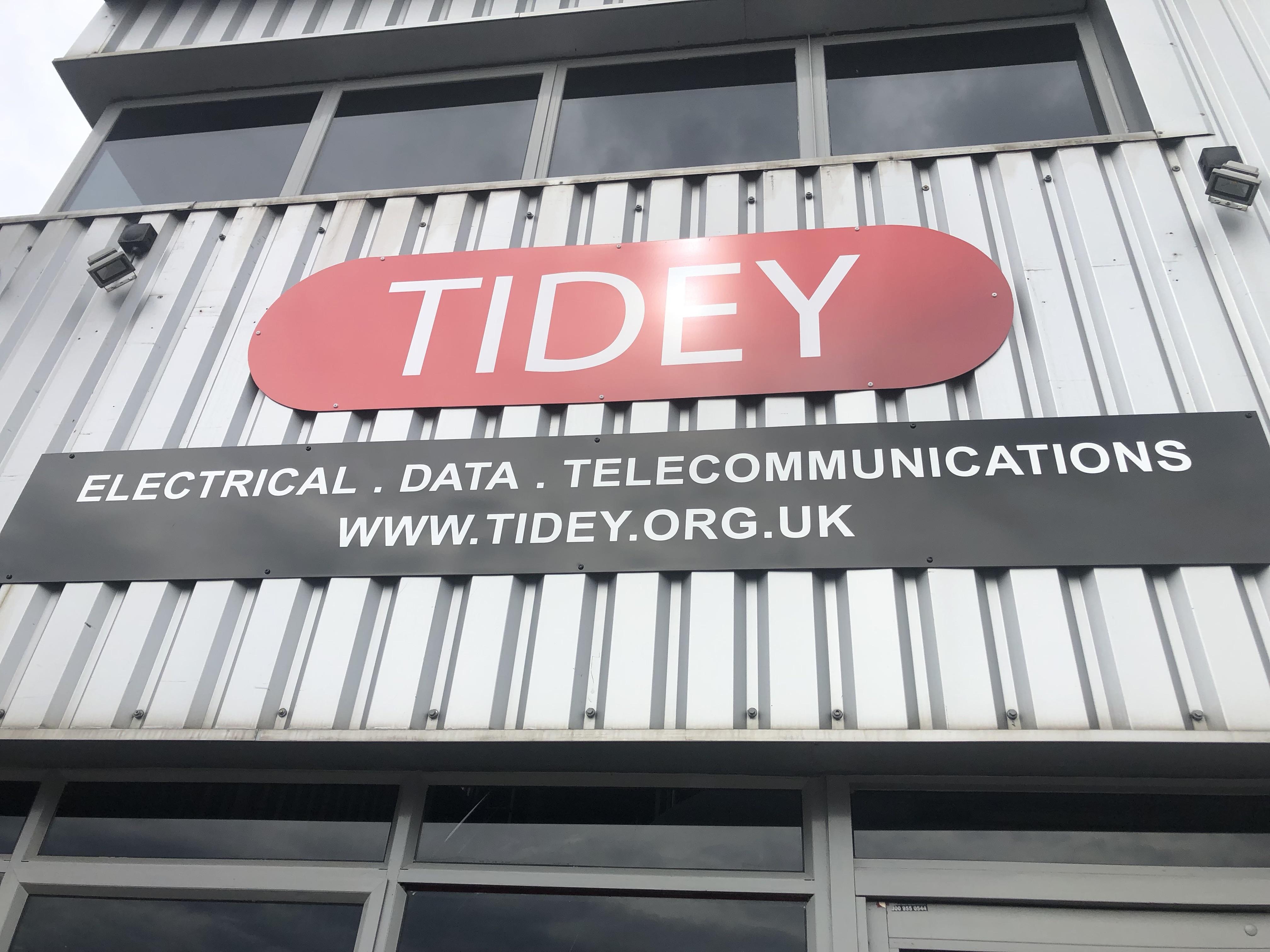 Tidey, Data, Electrical & Telecommunications